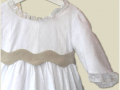 cuerpo de vestido de comunión de plumeti blanco, vestidos de comunión sencillos, vestidos de comunión personalizados, vestidos de comunión clásicos, vestido de comunión baratosjpg.jpg