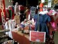 stand blanco y entredoses, diseños de moda infantil en ESmarket dic14