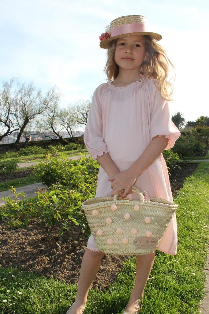 moda infantil vestidos nina
