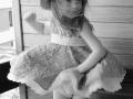 Vestido de niña vichy, vestido cuadros de vichy niña, vestido niña, tienda online ropa infantil