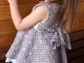 vestido de cuadros de vichy sorteo facebook