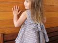 vestido cuadros de vichy con lazada, vestido niña con lazada, venta online de ropa para niños, vestido de niña verano, tienda online ropa de niños.JPG