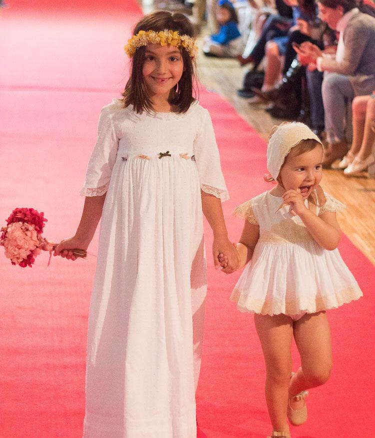 vestido comunion niña online, jesusito plumeti ceremonia bebe