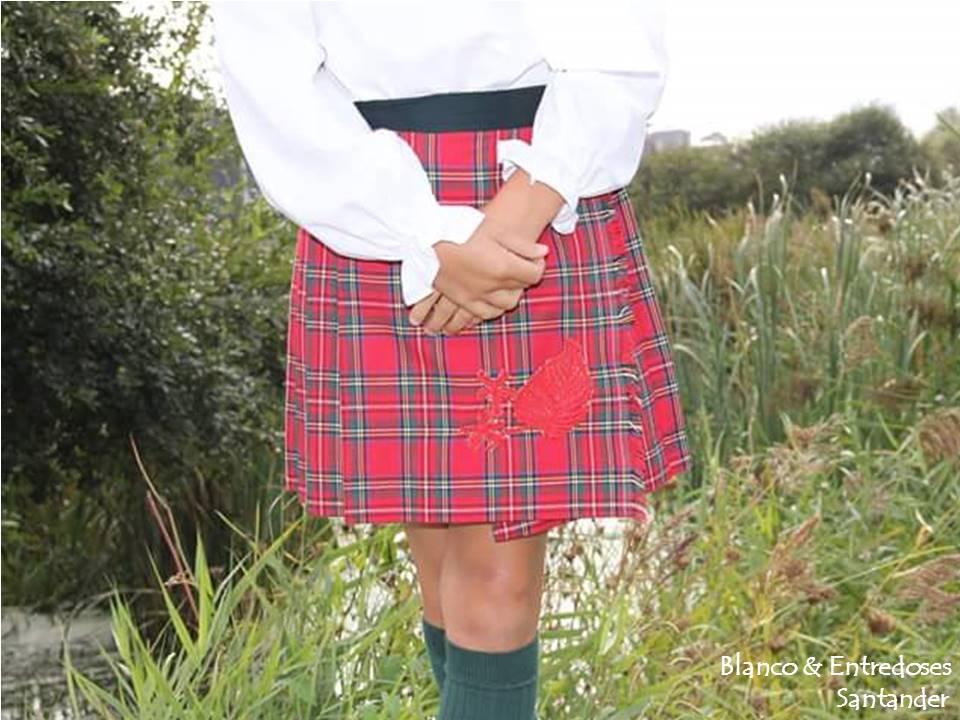 Cuadros Escoceses | Blanco y Entredoses-tienda online de moda ...