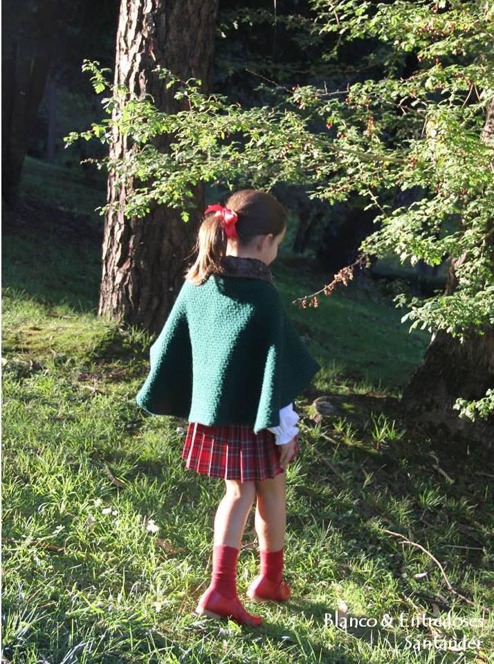 capa de invierno niña, abrigos niña santander y online