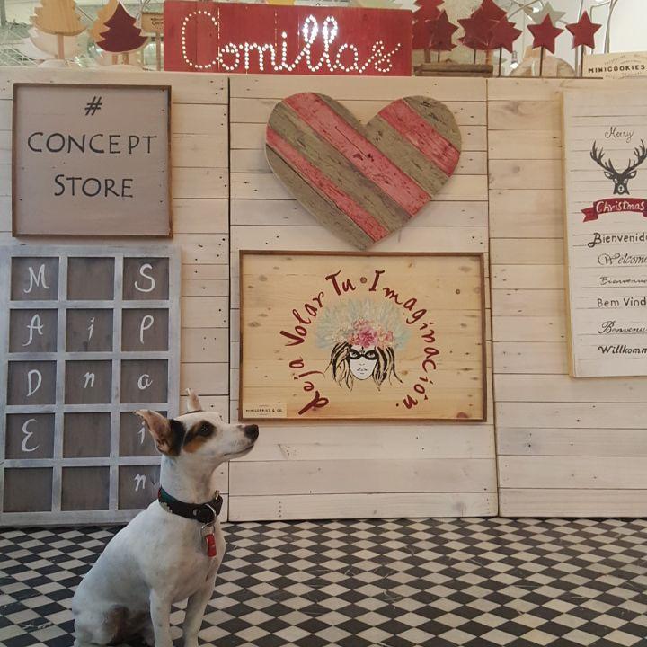 Comillas concept store, tiendas de regalos navideños madrid