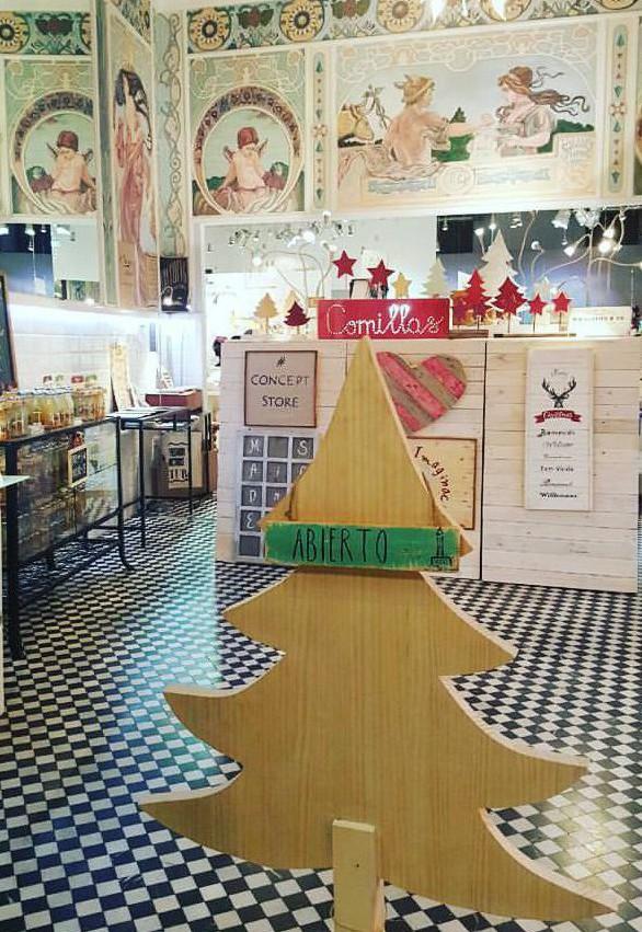 concept store madrid, planes de compras en madrid, regalos en fuencarral, tienda made in spain madrid