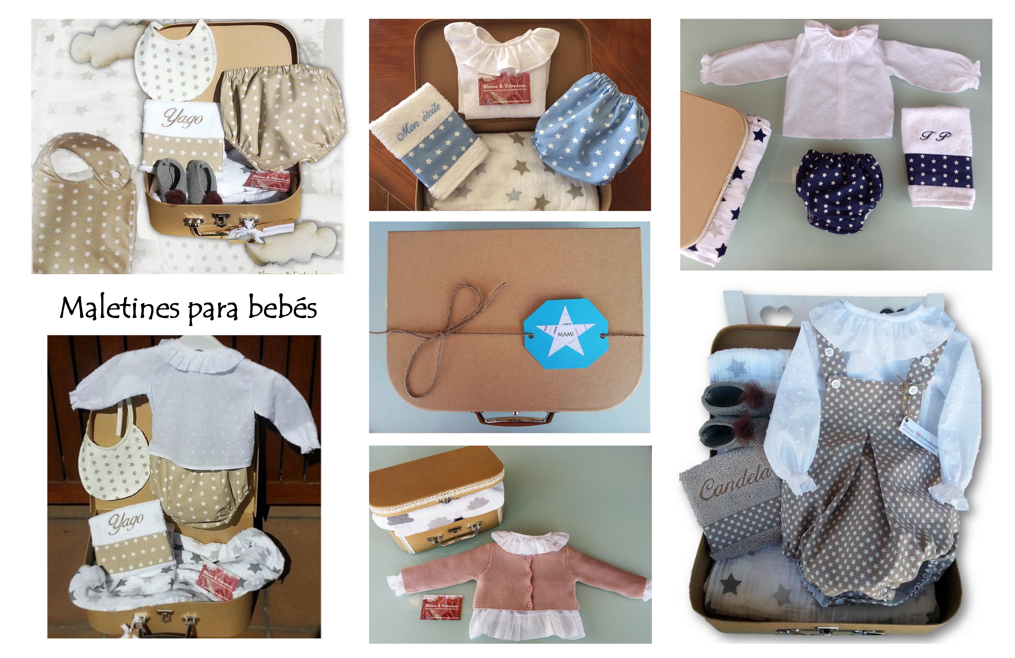maletines para bebés, canastills para bebés, regalos de recién nacido, regalos para embarazadas