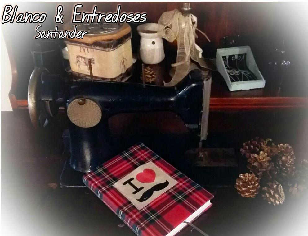 Blanco y entredoses en el mercadillo navideño de la Posada de Santa Ana en Suances (3)