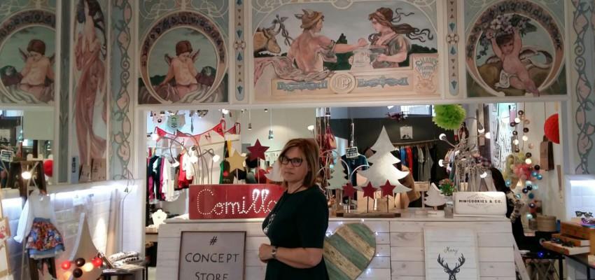 Visita a Comillas Concept Store, tienda efímera por excelencia en Madrid