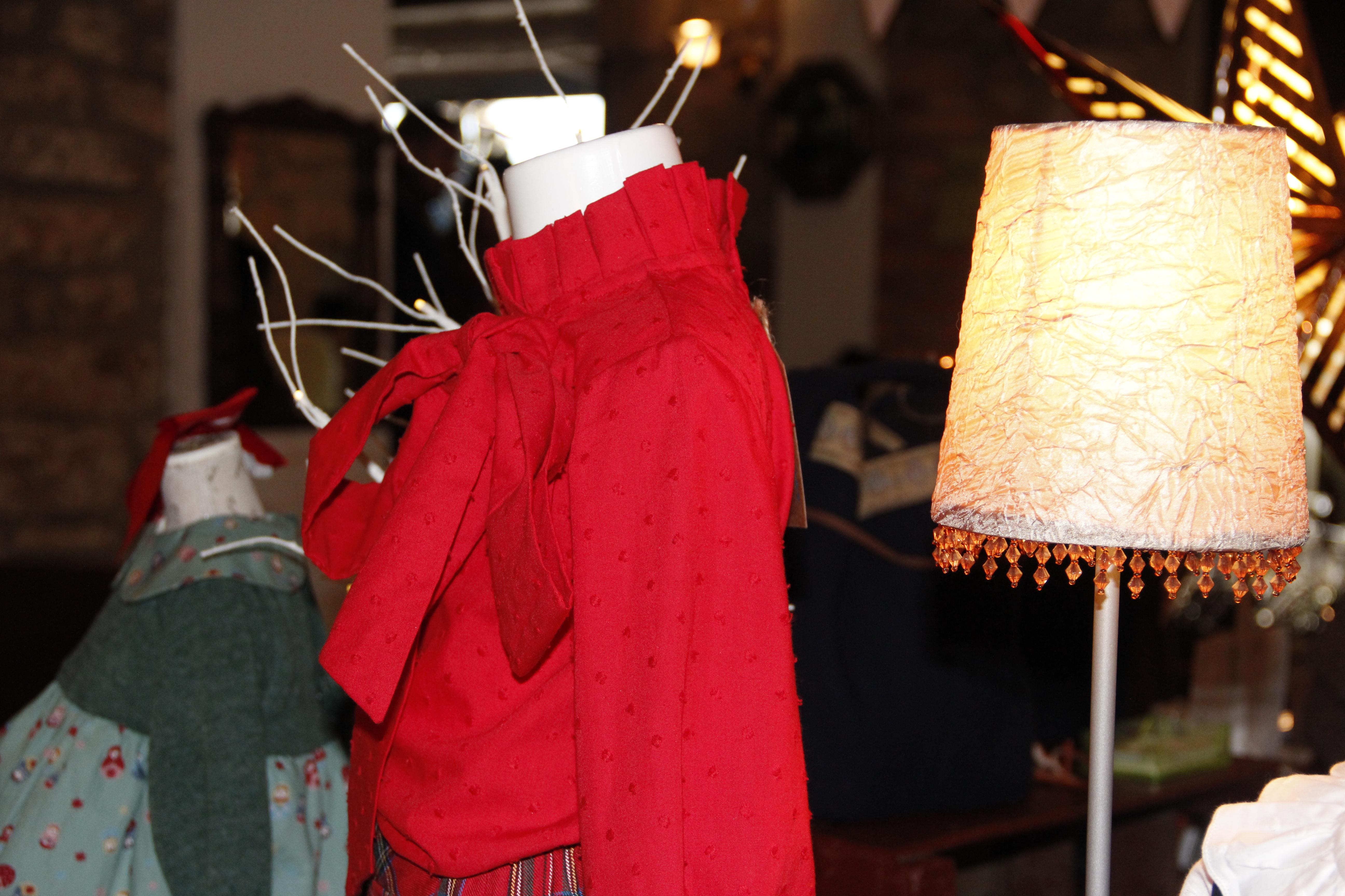 blanco y entredoses en el mercadillo navideño de Posada Santa Ana en Suances (1)