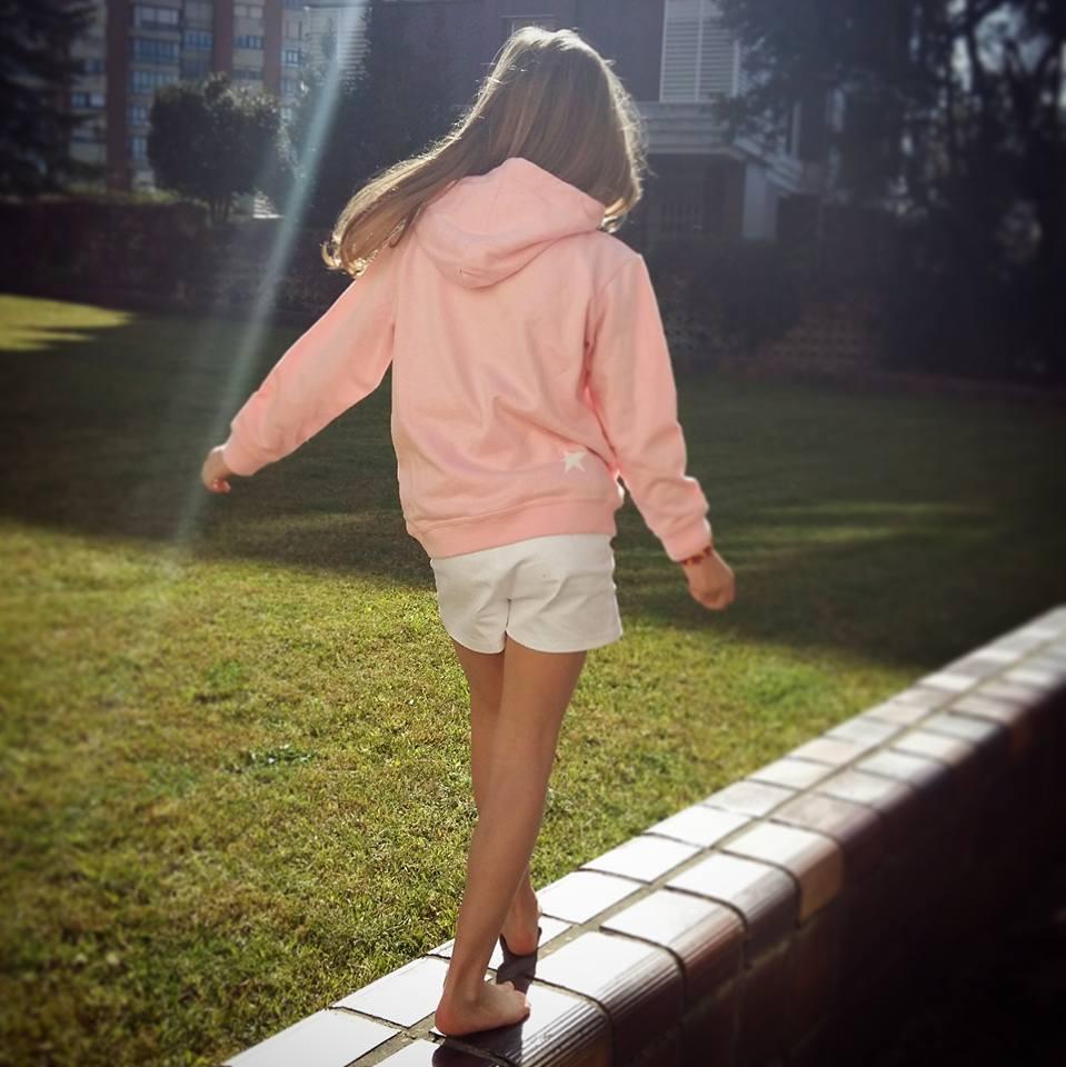 Sudaderas estrellas niña, sudaderas niños online, sardi lover online
