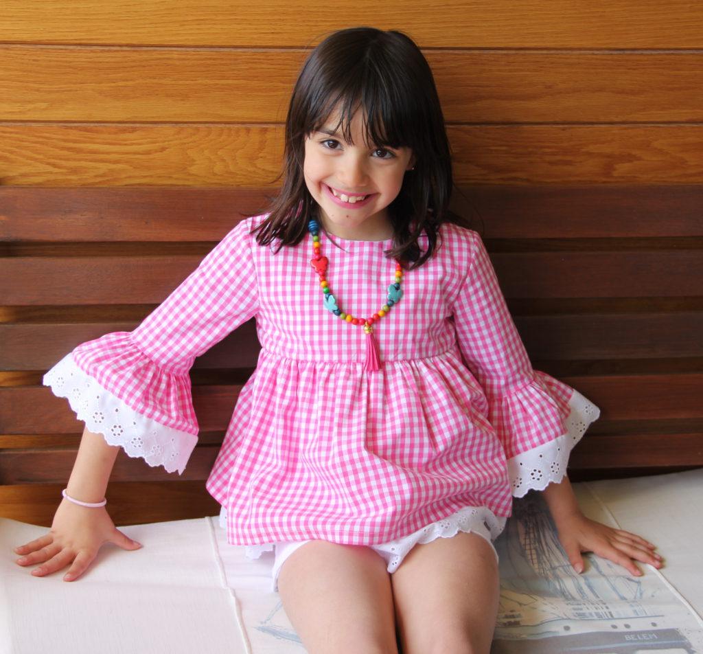 ropa hermanos iguales, camisa rosa niño, vichy rosa niños, ropa arras niños, camisa vichy rosa, hermanos conjuntados verano (12)
