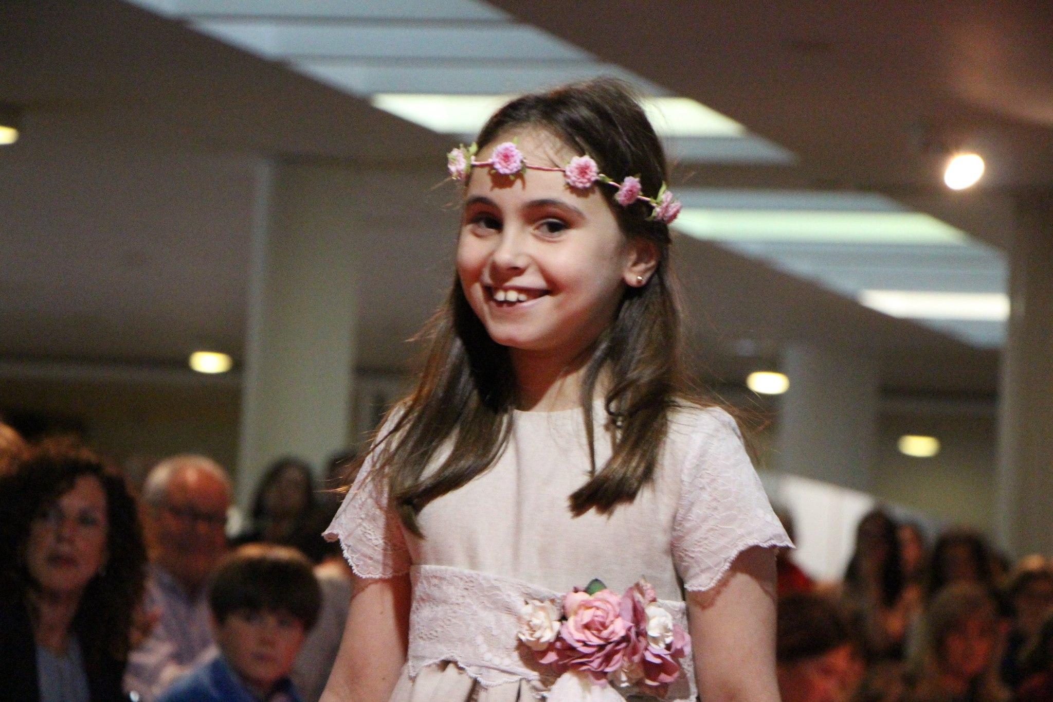 vestido de comunión para niña online, comunion 2017, vestido comunion beige