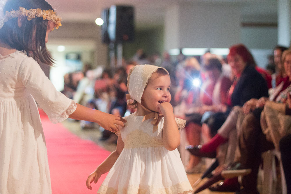 vestido de comunión, ropa de ceremonia infantil, alta costura infantil