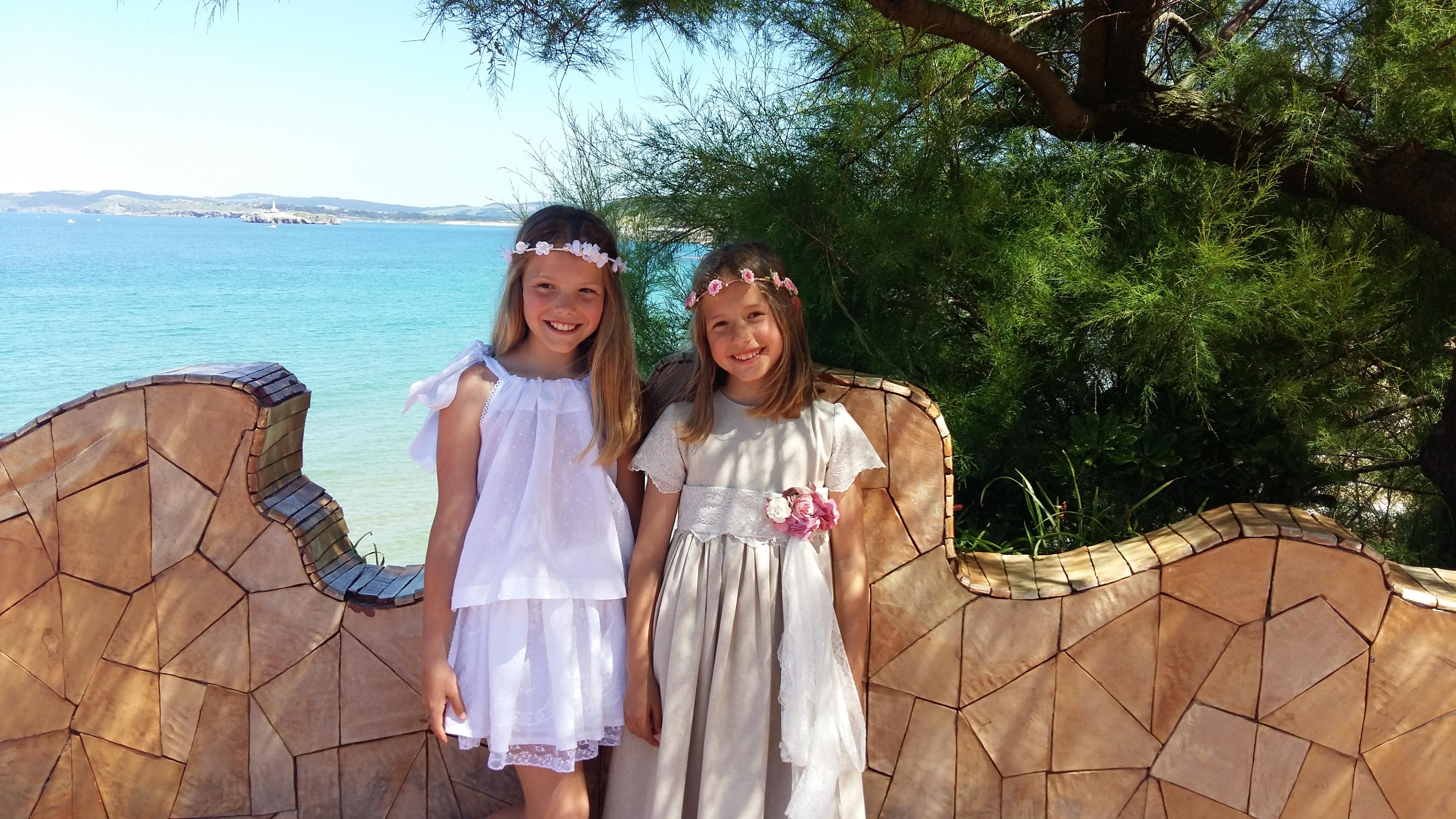 moda ceremonia niñas, vestido comunion niña, ropa ibicenca niña, moda arras,