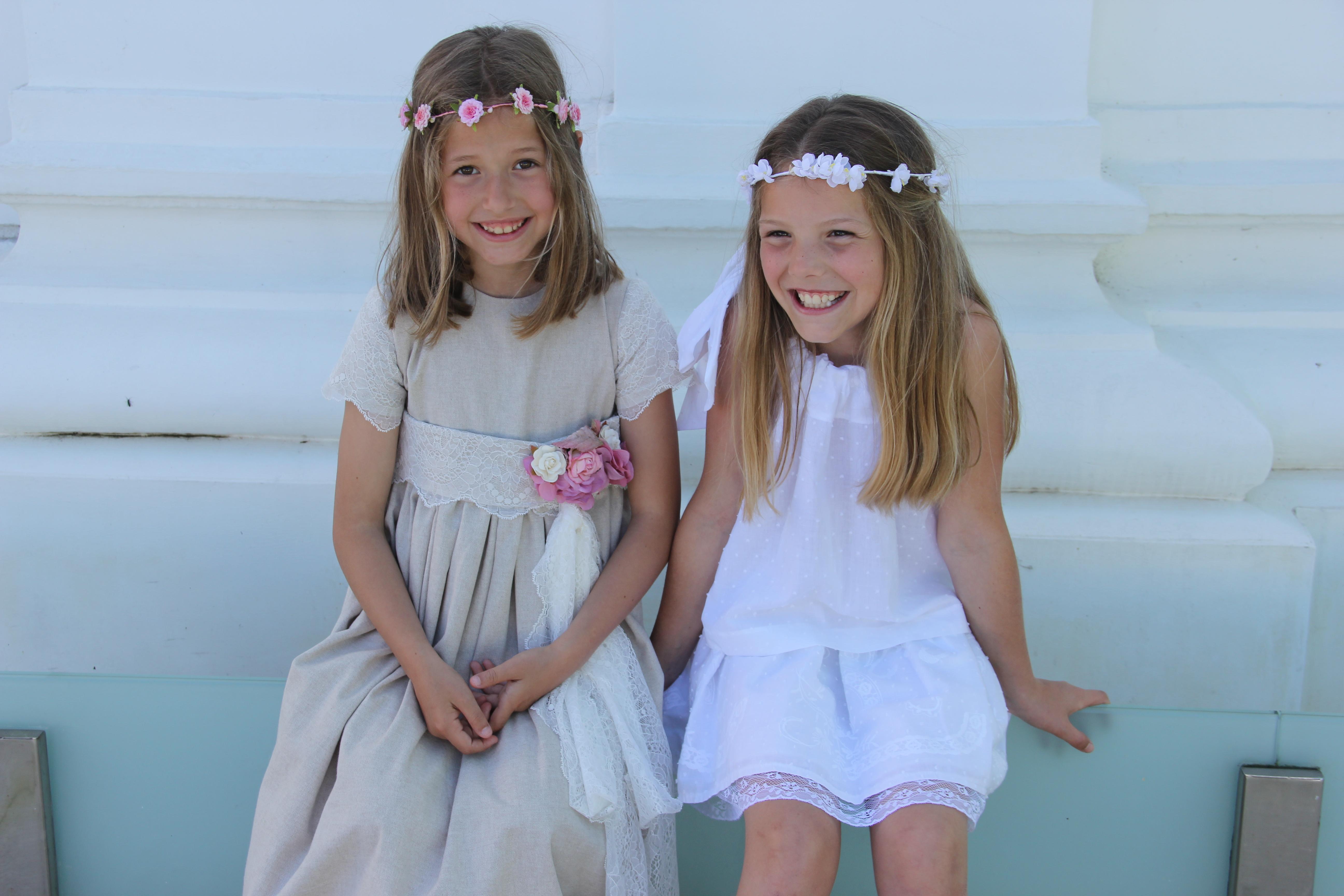 niñas de comunión, niñas de arras, ropa de niñas online, ropa arras online, alta costura infantil