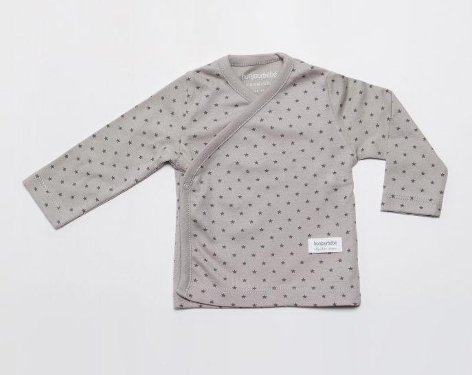 envío gratis 52916 e4084 Camiseta cruzada de bebé - Estrellas