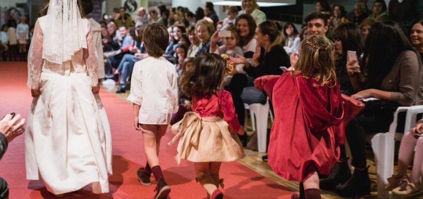 Desfile de moda infantil – Ceremonia infantil y arras
